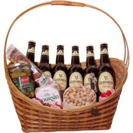 Dark Beer Basket