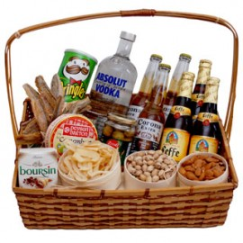 Heart of Russia Basket