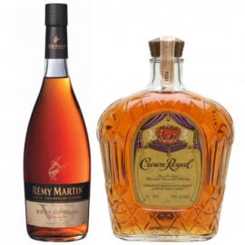 Crown and Cognac