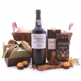 Fonseca Porto and Chocolate Gift