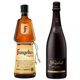 Frangelico and Freixenet