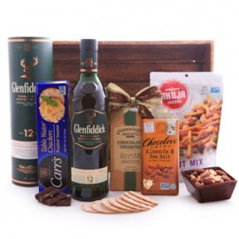Glenfiddich Whiskey Sweet and Savory Gift