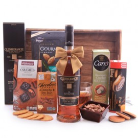 Glenmorangie Whisky Sweet and Savory Gift