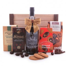 Madeira and Chocolate Gift Assortment
