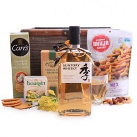 Savory Japanese Whisky Basket
