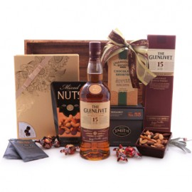 The Glenlivet Single Malt Scotch Sweet Basket