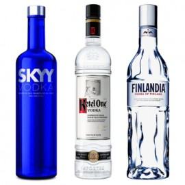 The Vodka Trio