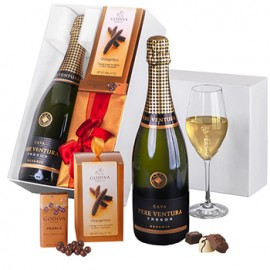 The Goodness of Godiva and Cava