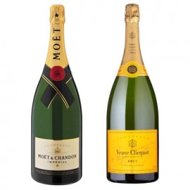 Chandon and Clicquot Duo