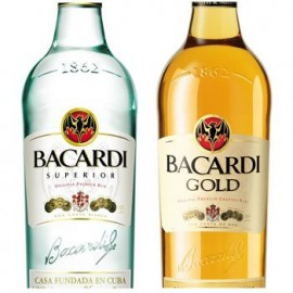 Bats of Bacardi Duo