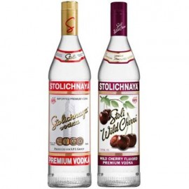 Stoli Staple Duo