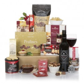 A Holiday Feast Gift Basket