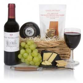 Bordeaux in a Basket