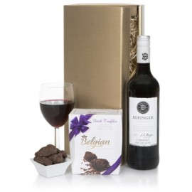 Cabernet and Chocolate Gift Set