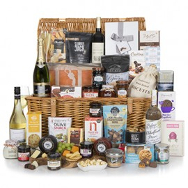 Classic Fit For A King Gift Basket