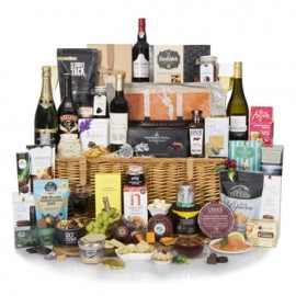 Everything But the Kitchen Sink Holiday Gift Basket