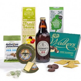 Guinness and Snacks Hamper