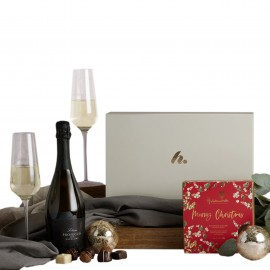 Holiday Prosecco Basket