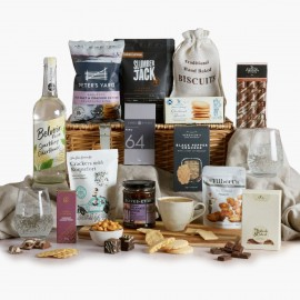 Holiday Stockings Hamper