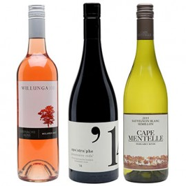 Outback and Outtakes Wine Trio