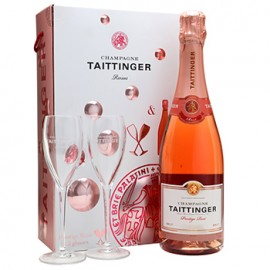 Tantalizing Taittinger Gift Set