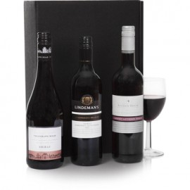 Triple Australian Wine Gift Set