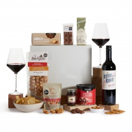 Wine and Snack Hamper