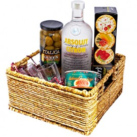 Absolute Russia Gift Basket