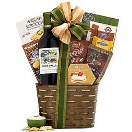 California Cabernet Gift Basket