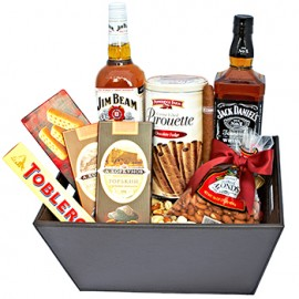 Deluxe Jim and Jack Gift Basket