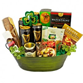 Irish Delight Gift Basket
