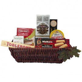 Royal Power Gift Basket
