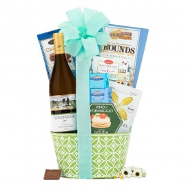 Spring Celebrations Gift Basket