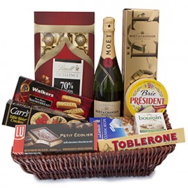 Starry Night Luxury Gift Basket