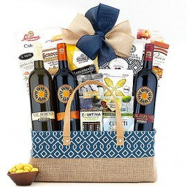 Tuscan Feast Gift Basket