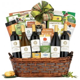 Ultimate Eastpoint Cellars California Gift Basket