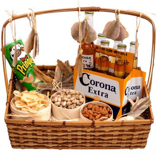 Island Party Basket