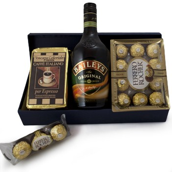 Baileys and Sweets Gift Set to South-Sudan