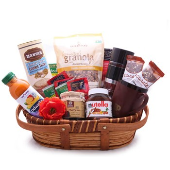 Hearty Afternoon Gift Basket