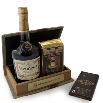 Hennessy and Sweets Set
