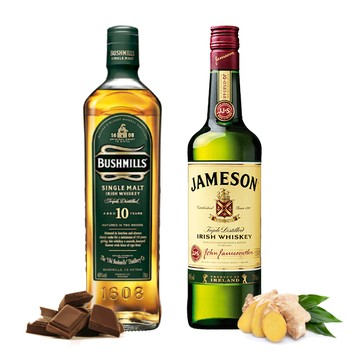 Irish Whiskey Basket
