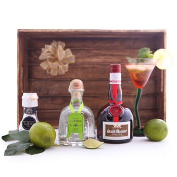Margarita Cocktail Gift Set