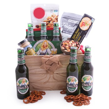 Non-Alcoholic Beer Six Pack Set