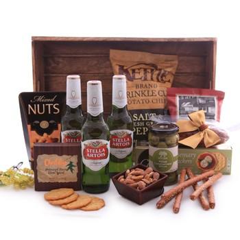 Stella Artois Savory Tapas Gift Set