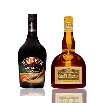Baileys and Marnier Blended Duo to South-Sudan