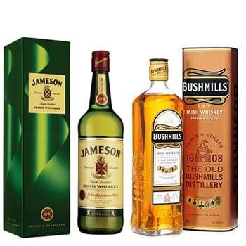 Irish Whiskeys Gift Set to South-Sudan