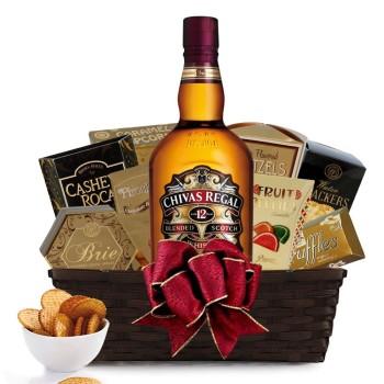 Golden 12 Gift Basket to South-Sudan