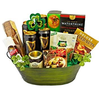 Irish Delight Gift Basket