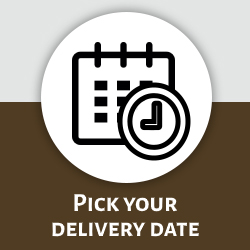 Pick your delivery date