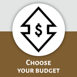 Choose your budget